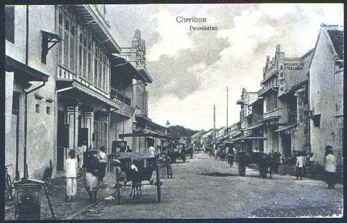 Jalan Pasuketan, pusat keramaian kota
